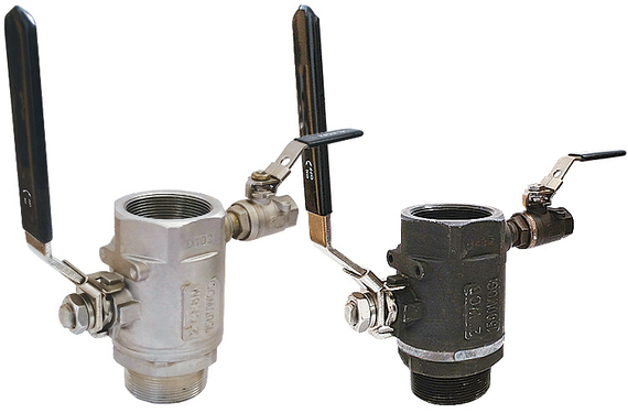Virgo CIV Isolator Ball Valve