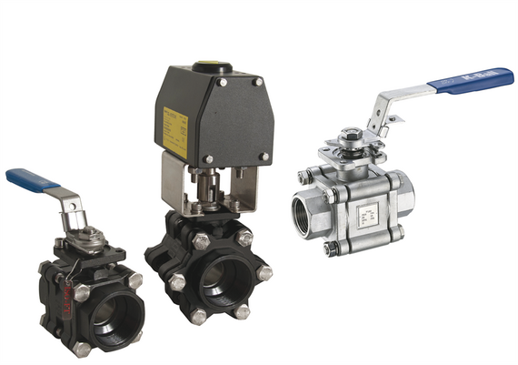 Series 180 Floating Ball Valve