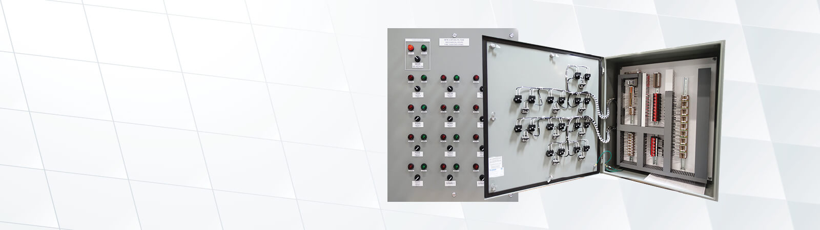 Control Panel Design & Fabrication