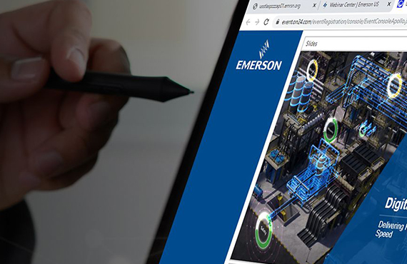 Connect with Emerson automation experts in Live and OnDemand webinars as they share insights on how to improve project and operations performance.