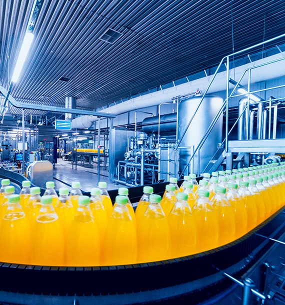 The Food & Beverage manufacturing sector is key to a prosperous Canadian economy.