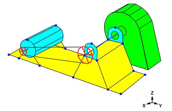 In the process of diagnosing rotating machinery, it may become unavoidable to do some structural vibration analysis as well.
