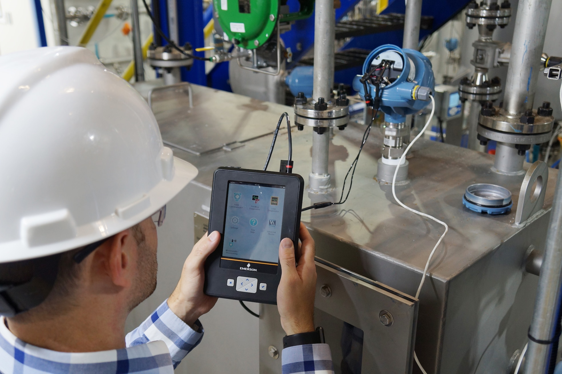 Calibration and validation of transmitters in service is essential to keeping your process up and running correctly.
